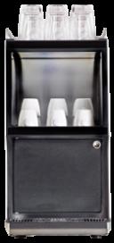 Melitta Cafina XT MC-CW30 Tassenwärmer Milchkühlschrank für Kaffeevollautomat