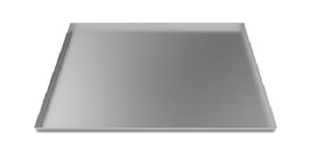 Unox Edelstahlblech Steel.Bake 600x400