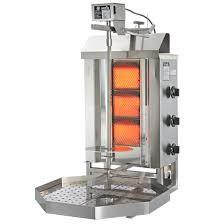 Potis G1 Gas-Dönergrill für Erdgas oder Flüssiggas