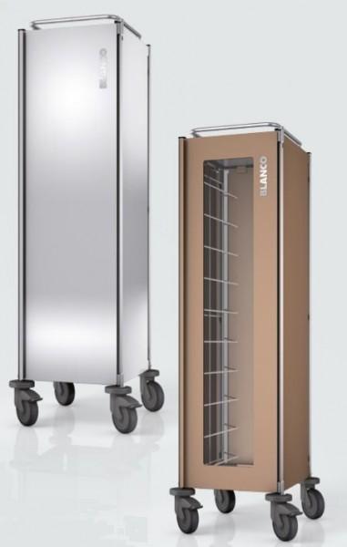 Blanco Tür ohne Glaseinsatz für TAW Tablett-Abräumwagen TAW 10 oder TAW 12 farbig