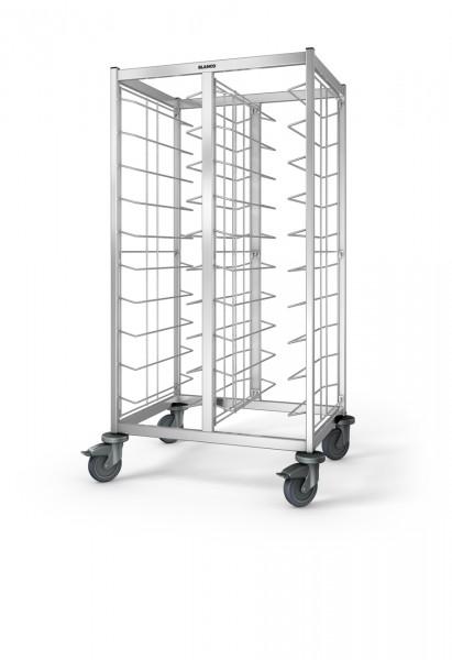 Blanco Tablettwagen 574243 TAW 2x10 Ohne Verkleidung
