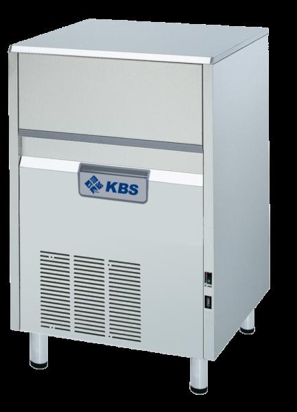 KBS Solid 519 L Eiswürfelbereiter - erzeugt Volleiswürfel Tagesleistung 40 kg - einbaufähig