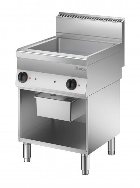 Bartscher Elektro-Multibräter Serie 650 Snack - Breite 600 mm -  21 Liter