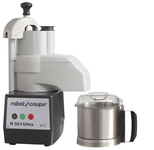 Robot Coupe R 301 Ultra Tischkutter & Gemüseschneider Kombigerät ...
