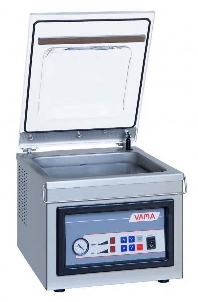 VAMA VacBox 300 Vakuumiergerät - Pumpe 8 m3/h - Tischgerät