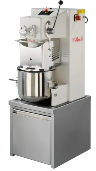 ROTOR Lips Combirex Supra 3 - Universal-Küchenmaschine 22 Liter (Nachfolger von Supra 22)