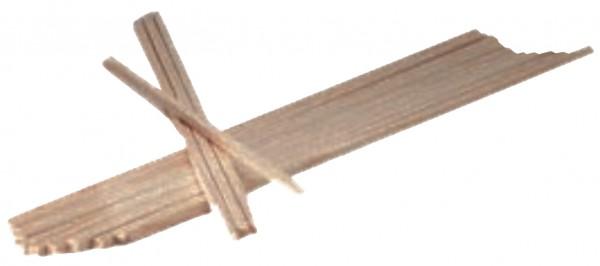 Neumärker Holzstäbe für Lolly-Waffelsen