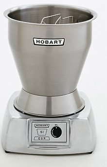 Hobart Sahnemaschine G5R - Sahnbläser für 5 Liter