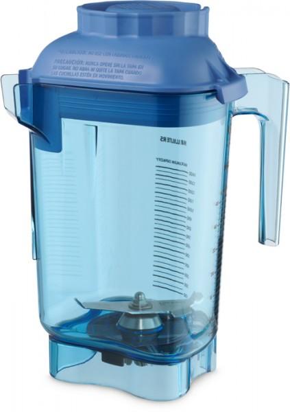"""Vitamix Behälter """"Advance"""" 1,4 l Tritan Blau"""
