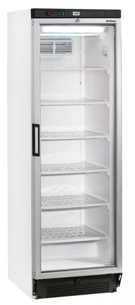 Nordcap TK 300 G Gewerbetiefkühlschrank mit Glastür