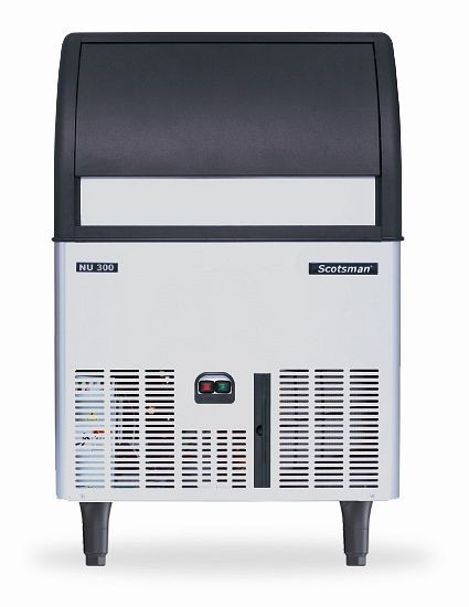 Scotsman NU 300 Eiswürfelbereiter für 142 Kg Eiswürfel, Vorrat: 37 Kg - einbaufähig