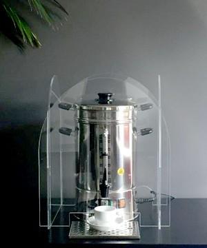 Hogastra Hygiene- und Geräteschutz  Modell 1A für CNS 35/50/75 und HW 6/10