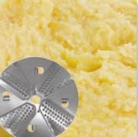 Kartoffelreibescheibe