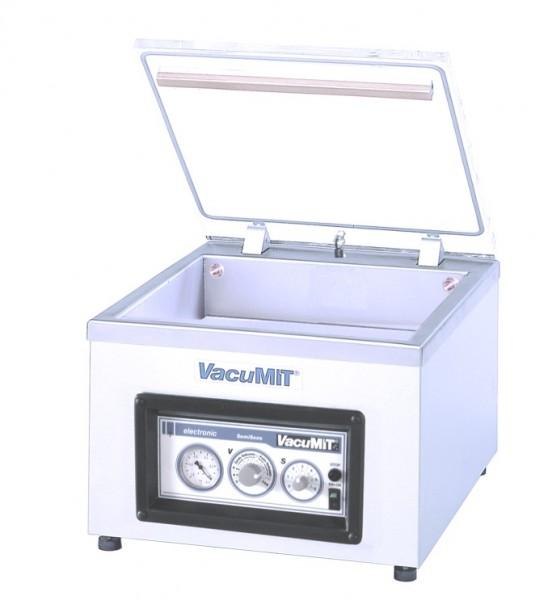 VacuMIT VacuFoxXL Vakuum Verpackungsmaschine - verlängerte Version für Wild