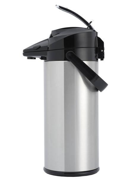 Animo Pumpthermoskanne 2,2 Liter - mit Edelstahl innen