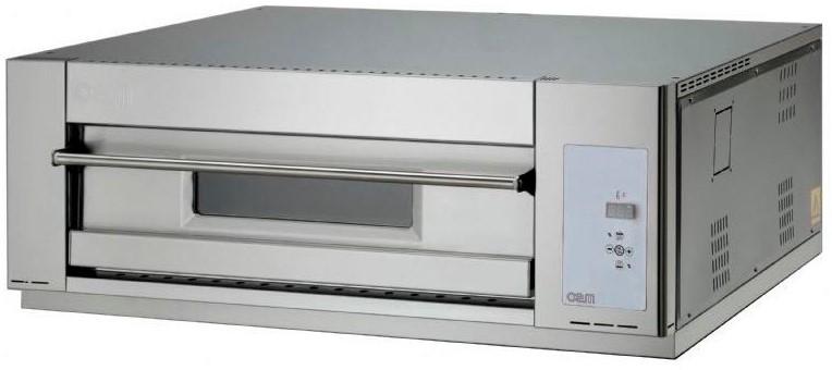 oem domitor dm 930 d einkammer pizzaofen 1 x 9 pizza 30 cm gastrouniversum. Black Bedroom Furniture Sets. Home Design Ideas