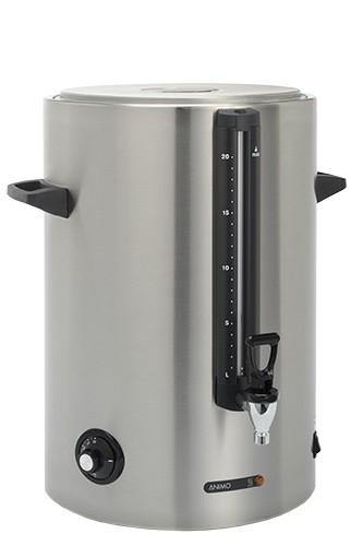 Animo WKT-D 20n VA Wasserkocher 20 Liter - mit Wasseranschluss