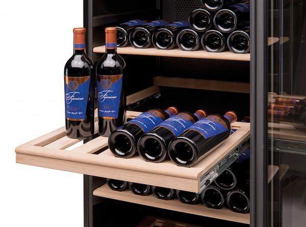 Nordcap Präsentations-Holzrost für VKG Weinkühlschrank