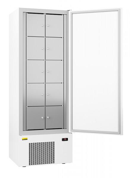 Nordcap 380-10 F Gemeinschaftskühlschrank mit 10 Schließfächern