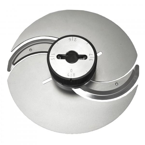 FEUMA 542820  Verstellbare Messerscheibe