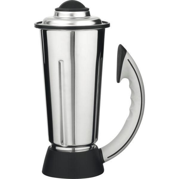 Santos Aufsatz für Mixer 37 - 2 Liter Edelstahl