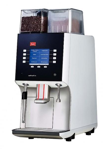 Melitta Cafina XT4 Kaffeevollautomat - Abb. ähnlich Lieferung nur mit 1 Mühle