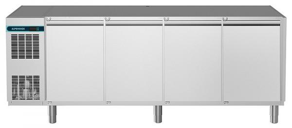 Nordcap CLM 700 4-7001 Kühltisch, 4 Abteile für GN 1/1 by ALPENINOX