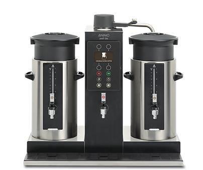 Animo CB 2x5W Combi-Line Kaffeemaschine Großbrühanlage mit Heisswasserhahn