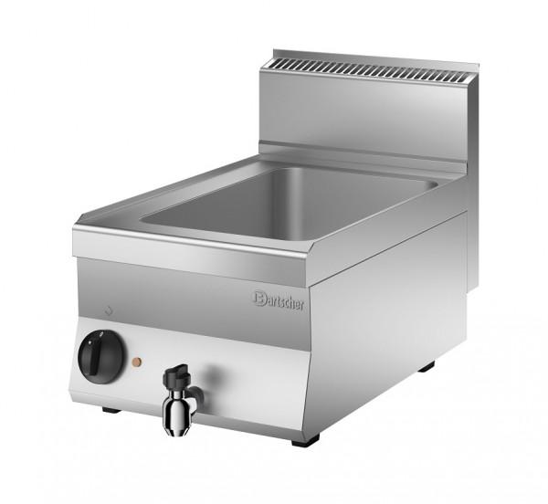 Bartscher Elektro-Bain-Marie 1/1 GN, 150 mm tief Serie 650 Snack - Tischgerät