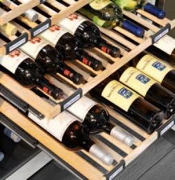 Liebherr Holzbord für WKr 4211, 3211, WKb 4212, 3212, WTb 4212, WTr 4211 Weinkühlschrank