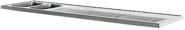 Cool-Line Schanktischabdeckung COOL-SAD 2500-2 CNS