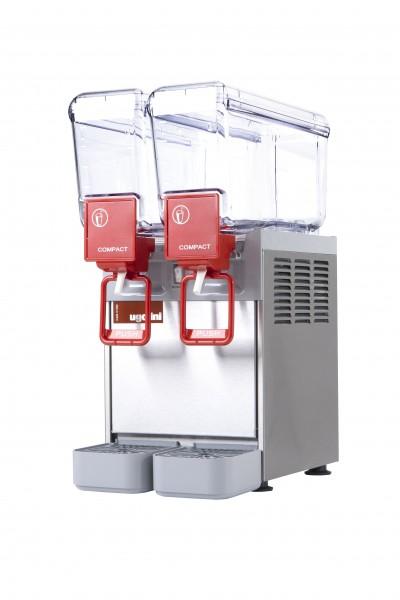 NOSCH Arctic Compact 5/2 C - Kaltgetränke-Dispenser 2 x 5 Liter