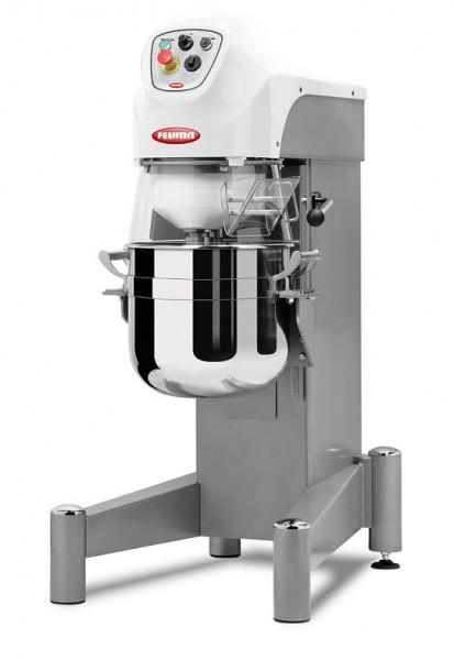 FEUMA PL 30 Planetenrührmaschine  30 Liter - Bedienpanel manuell - Stahl lackiert 230 Volt