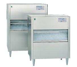 Wessamat W 121 L Eisbereiter Top-Line - luftgekühlt - Vorrat 80 kg