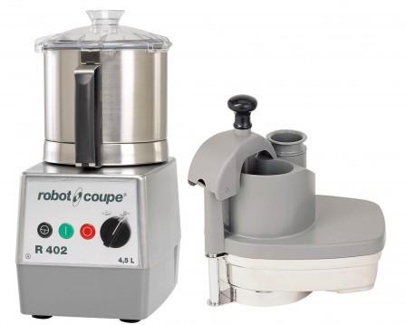 Robot Coupe R 402 Tischkutter & Gemüseschneider  Kombigerät - 400 Volt