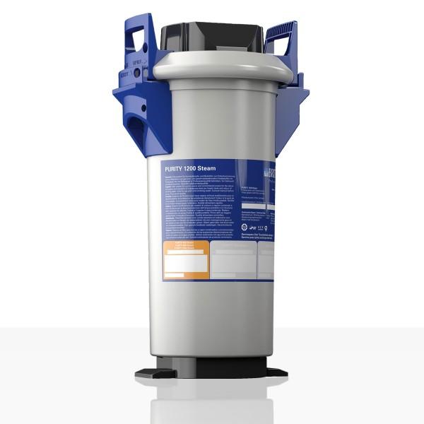 Brita PURITY 1200 Steam Filtersystem ohne MAE - Komplett-Filtersystem für Kombidämpfer