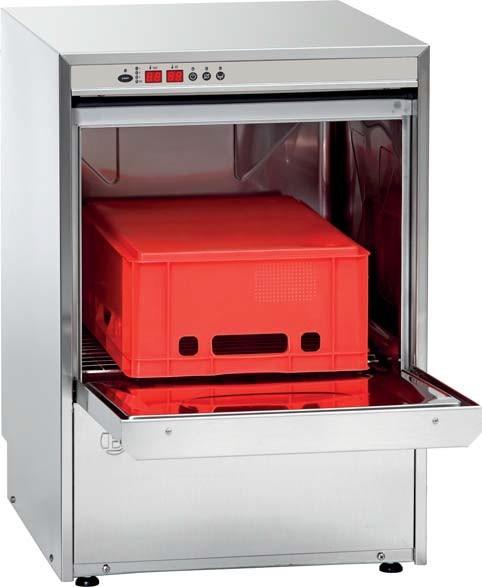Bartscher Behälter-Spülmaschine Deltamat TF641