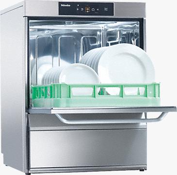 MIELE PTD 703 AE WES Spülmaschine (2 Dosierpumpen mit Sauglanzen, interner Wasserenthärter)