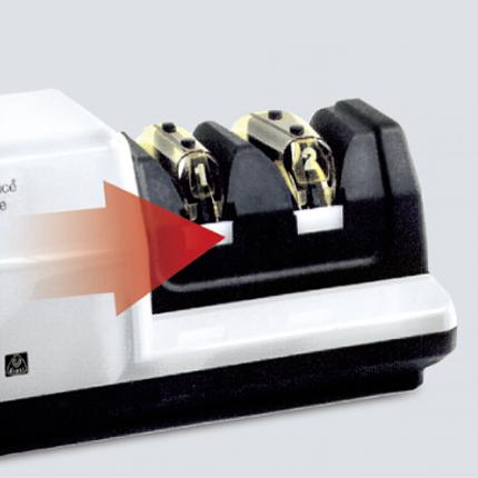 Graef herausnehmbares Messerschärfermodul für CC 2000 mit 2 Phasen