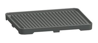 Bartscher Grillplatte Gusseisen für Gasherd Serie 700