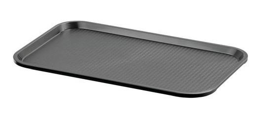 Bartscher Tablett GN110-S - 1/1 GN Schwarz