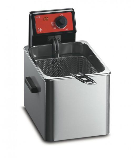 frifri ECO 6 professional Fritteuse - Elektro Tischfriteuse 4 Liter