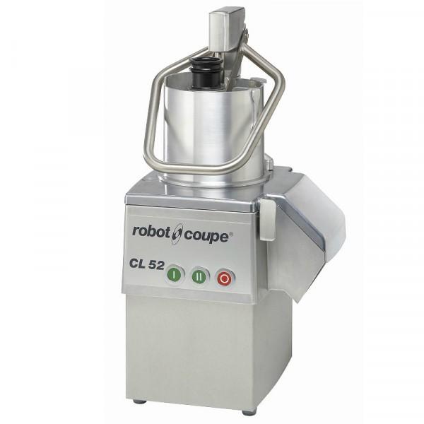 Robot Coupe CL 52  mit 1 Drehzahl Gemüseschneidemaschine 400 Volt
