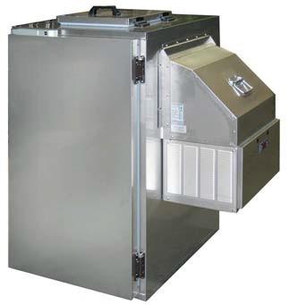 Viessmann TectoSet CC1 1 x 120 Liter Konfiskatkühler - Abfallkühler