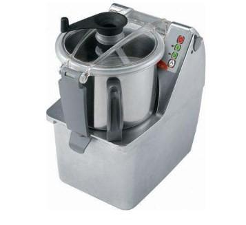 Dito Sama Tischkutter K55 - 5,5 Liter - 230 Volt mit variabler Geschwindigkeit - DK55VVE