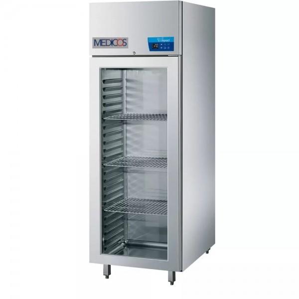 Cool Compact Medicos 590 Medikamenten-Tiefkühlschrank mit Glastür HKMTV59-MED