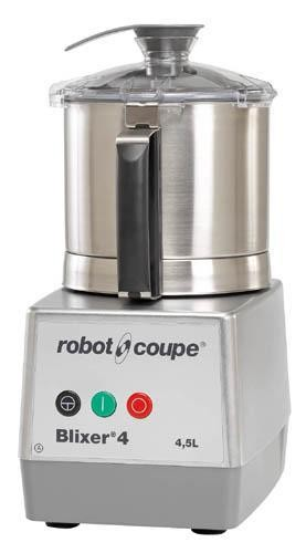 Robot Coupe Blixer 4-3000 - Inhalt 4,5 Liter mit 1 Drehzahl - 230V