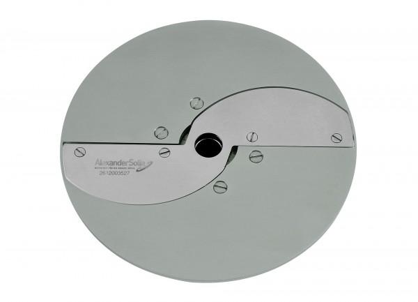 AlexanderSolia Bogenmesserscheibe 0 bis 5 mm für Cutty Gemüseschneider
