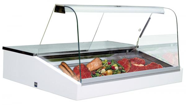 KBS Aufsatzkühlvitrine Basic 150