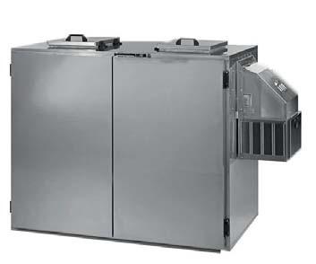 Viessmann TectoSet CC1 2 x 120 Liter Konfiskatkühler - Abfallkühler